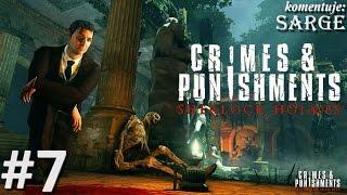 Zagrajmy w Sherlock Holmes: Crimes and Punishments odc. 7 - Podejrzany Meksykanin