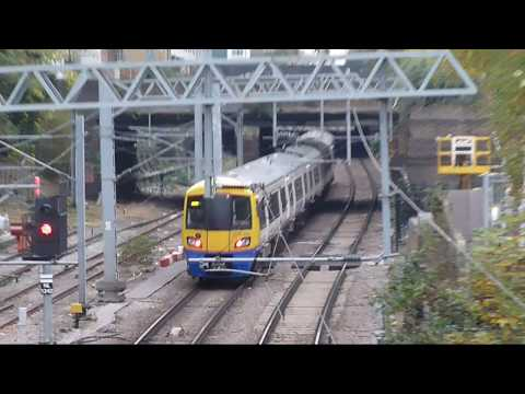 The North London Railway Today - Part Four
