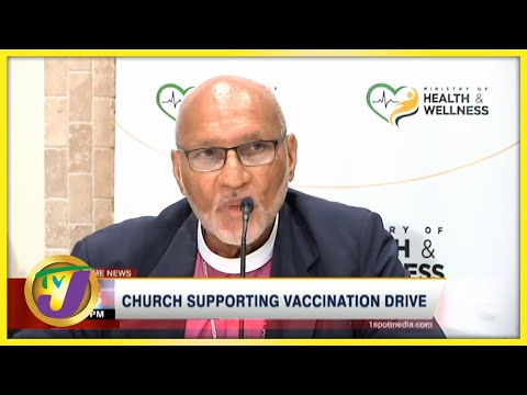 Church Supporting Vaccination Drive | TVJ News - August 19 2021