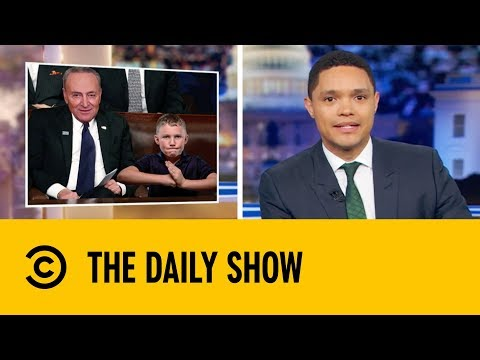 Donald Trump Is Standing Up To Bullies | The Daily Show with Trevor Noah