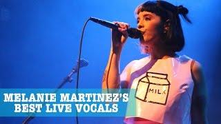 Melanie Martinez's Best Live Vocals