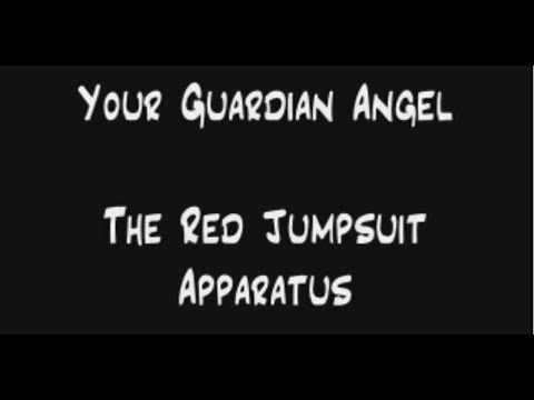 Your Guardian Angel Lyrics - The Red Jumpsuit Apparatus - YouTube