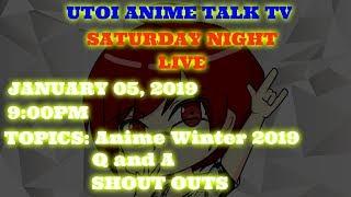 2nd Live Anime FAll 2019