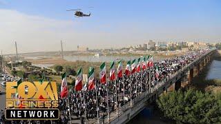 Hannah: U.S. launched a major form of economic warfare against Iran