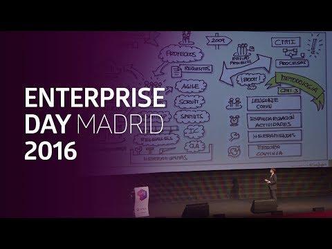 "[DEISER Day Conferences] Carlos Navas - ""Framework: Desarrollo Agile"" (IECISA)"