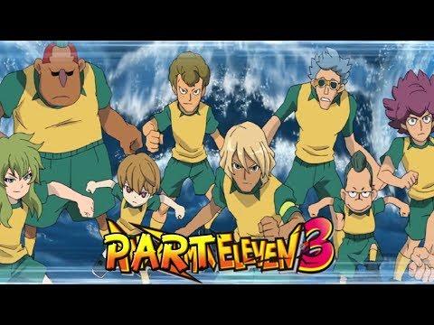 Let's Play Inazuma Eleven 3: Team Ogre Attacks! - Part 11 - Vs Big Waves