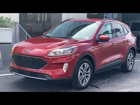 2020 Ford Escape – Better Option Versus The Equinox And RAV4?
