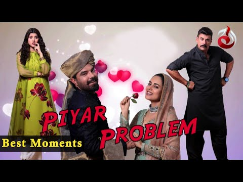 Adil Apni Amma Ko Kiya Suprice Day Ga ?   Pyar Problem I Pakistani Telefilm