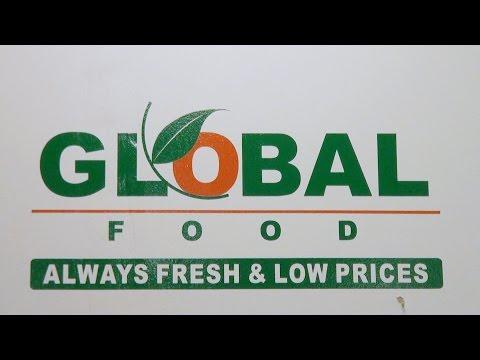 Globalfood Flash Mob,
