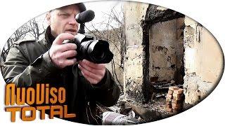 """""""Frontstadt Donezk"""" - Ein Filmemacher blickt hinter die Kulissen"""