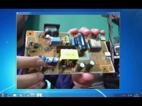 Zenilto - Resolve #4  Monitor Samsung 632nw Ou 732nw Liga E Não Gera Sinal De Video