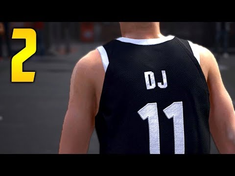 """NBA 2K18: The Prelude Gameplay Walkthrough - Part 2 """"THE PROVING GROUND"""" (My Player Career)"""