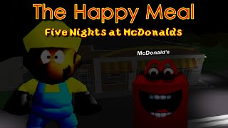 The Happy Meal (SM64 / ROBLOX Version) [FNAM] [Fan-Made FNAF]