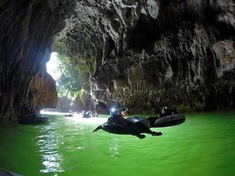 The Best Cave Tubing in Puerto Rico.