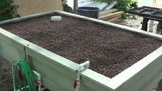 Aquaponic Conversion Part 8   Grow Bed Build In Detail