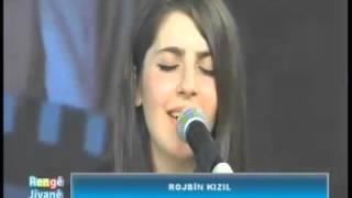 Rojbin kizil:Li Qamişlo