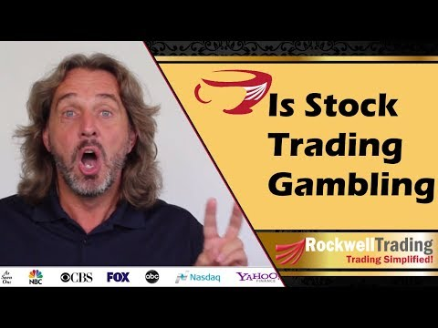 Is Stock Trading Gambling?