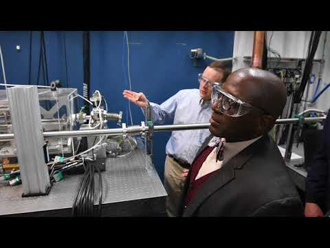 Army researchers conduct first-ever combustion experiment with X-rays