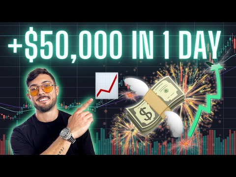Over $50,000 on the First Trading Day of 2021! NEW YEAR, NEW MONEY!