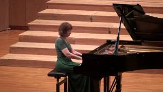 Bach - WTC-I 06-Prelude and Fugue in D minor BWV 851 - Kuschnerova