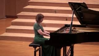 Bach - WTC-I 06-Prelude and Fugue in D minor BWV 851 - Kuschnerova
