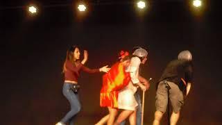 Grupo de teatro ZONAFREE... obra: Pa que te cuento 4/4