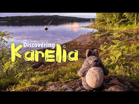 Totoro in Russia | Karelia