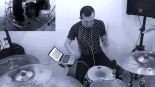 Nyusha / Нюша - Где ты, там я (Romario Drum improvise) Cover.