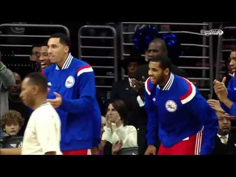 Phoenix Suns vs Philadelphia 76ers | November 21, 2014 | NBA 2014-15 Season