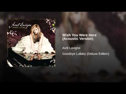Wish You Were Here (Acoustic Version)