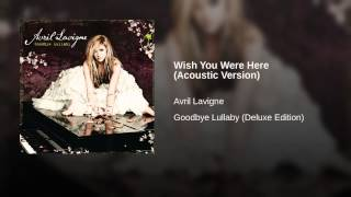 Wish You Were Here Acoustic Version