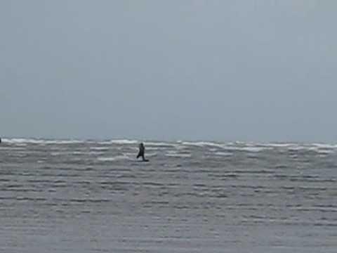 JM Kitesession@ Dollymount Beach in Dublin - Ireland