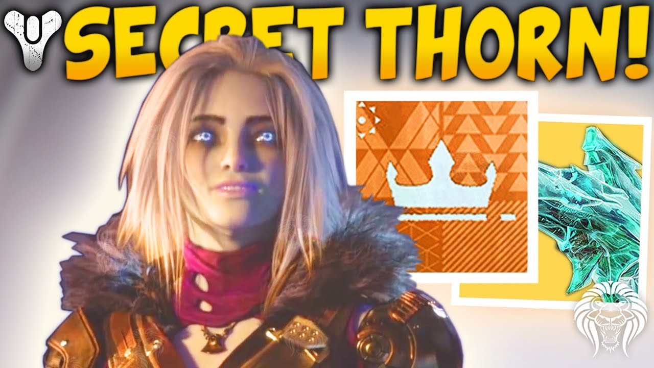 Download Destiny 2: THE PROTO THORN & MYSTERY CHARACTER! Darkness Powers, New Damage King & Exotic Catalysts