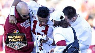 Tua Tagovailoa faces question marks as an NFL prospect | NBC Sports