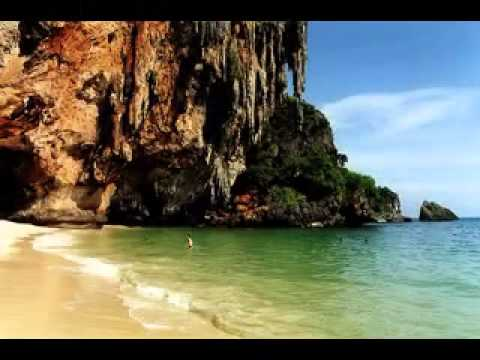 Phra Nang Beach, Railay, Thailand - Best Travel Destination