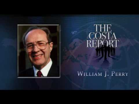 William J. Perry - The Costa Report - September 22, 2016