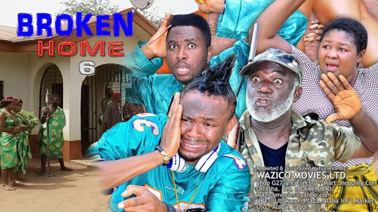 Download Broken Home Season 5    - Latest 2016 Nigerian Nollywood Movie