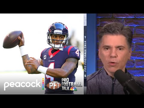 Watson's side of the story leaves Florio wanting | Pro Football Talk | NBC Sports