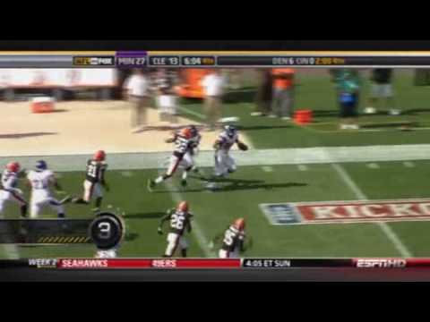 NFL Week 1 plays (2009)