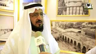 جناح عمارة وتوسعات المسجد النبوي في معرض الرئاسة بالجنادرية 32