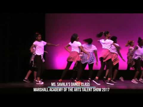 Amayah Marshall Academy of the Arts 2017 Talent Show