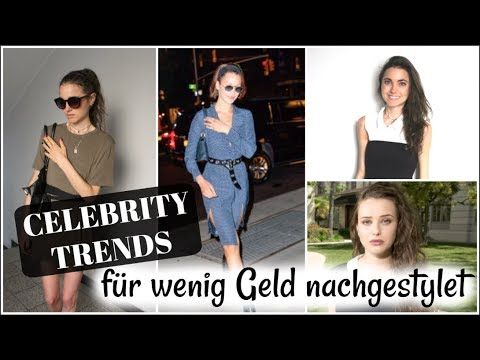 Celebrity trends inspired i looks nachgestylet ii just beccy youtube for Trendy celebrity watches