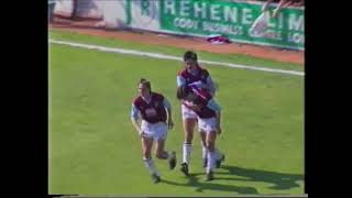 West Ham 4-0 Wolves 5th May 1990
