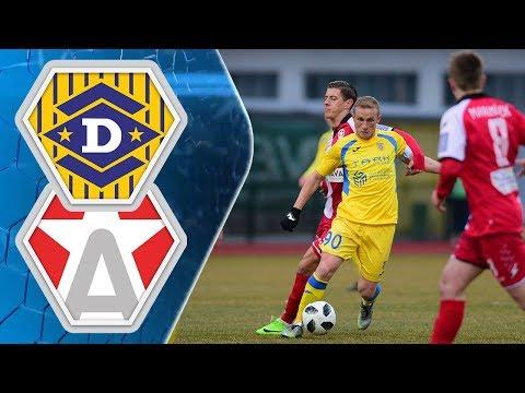 24. krog: Domžale - Aluminij 6:1 ; Prva liga Telekom Slovenije 2017/2018
