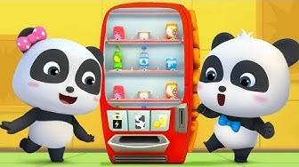 Bayi panda Cerdas | Kumpulan Film Bayi Panda | Kumpulan Lagu Anak-anak | Bahasa Indonesia | BabyBus