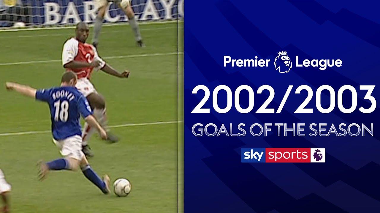 The Greatest EVER Premier League Goals! | 2002/2003 Goals of the Season
