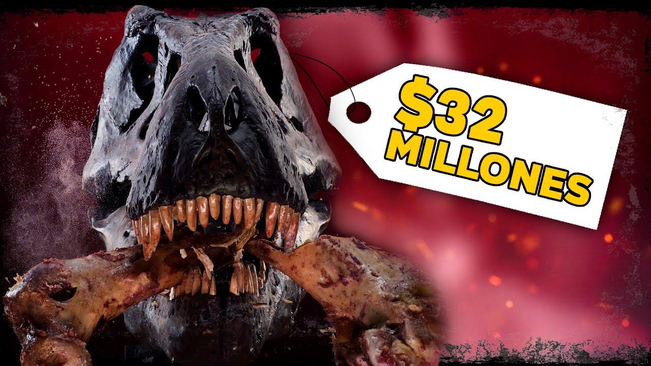 El T - Rex de $32 millones de dólares
