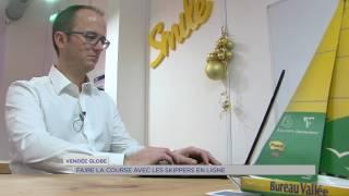 Vendée globe : faire la course en ligne avec les skippers