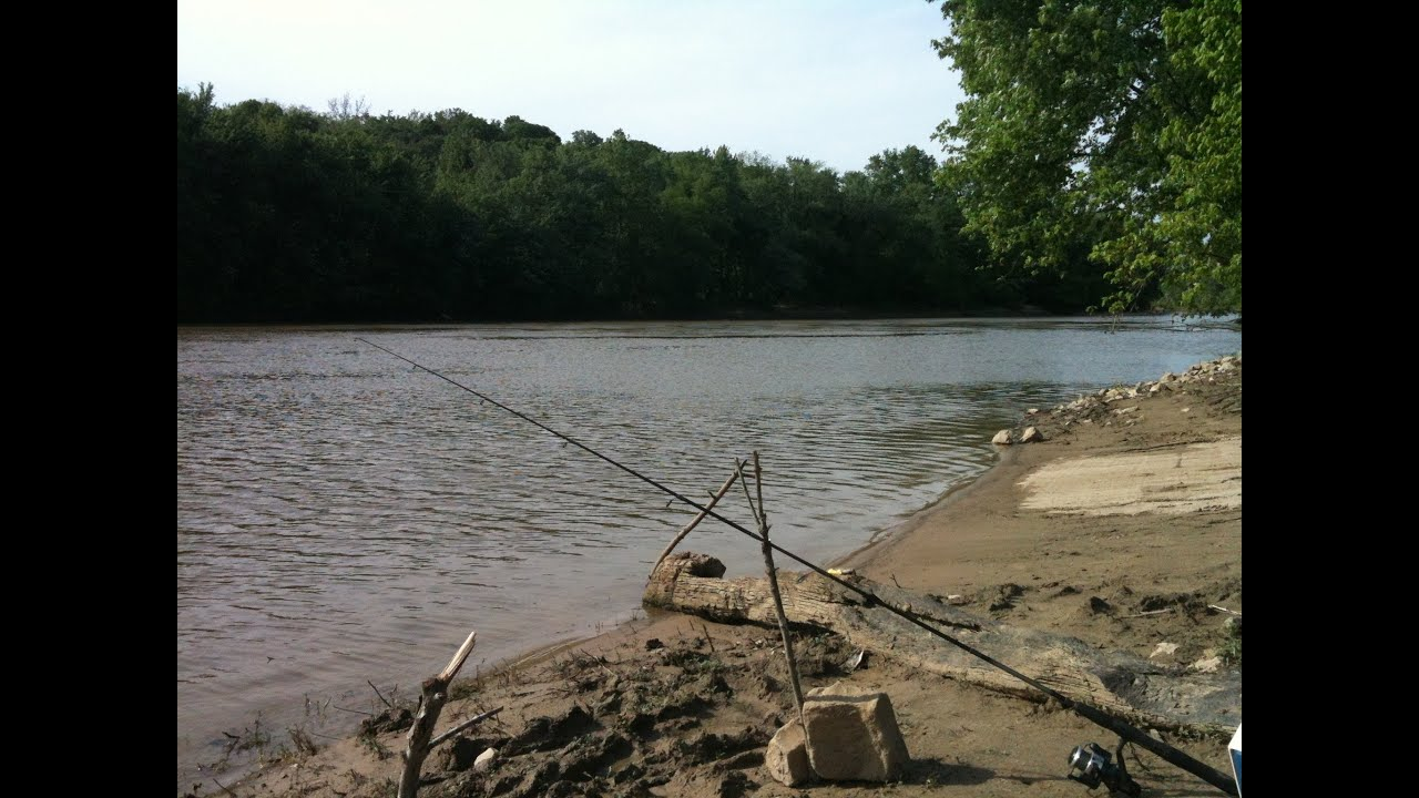 1st fish caught in a indiana river white river channel for White river fishing