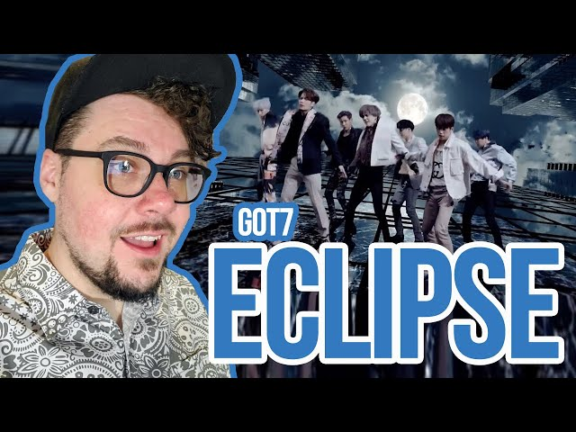 """Mikey Reacts to GOT7 """"ECLIPSE"""" M/V"""